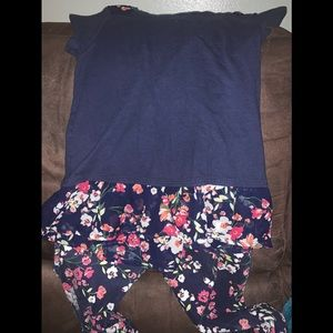 Children's Place Girls Outfit Size 5/6